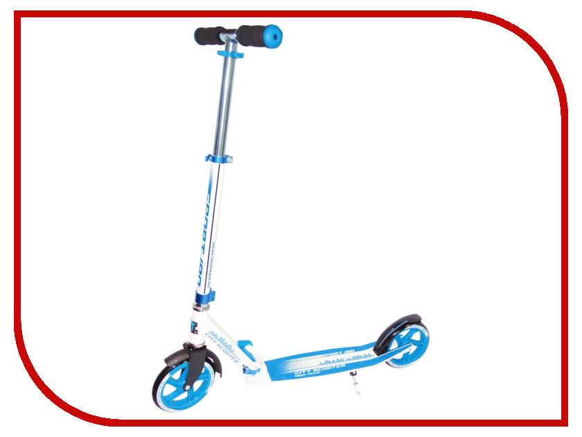 Самокат Tech Team TT 180 Sport White-Blue