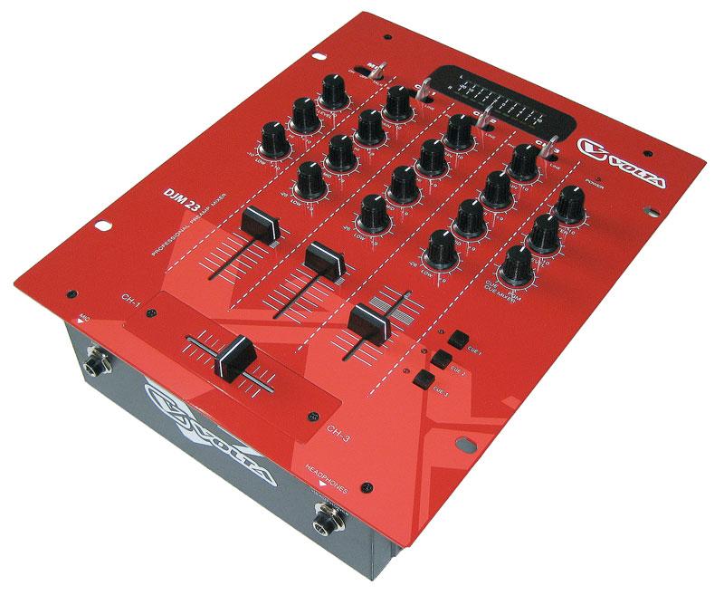 Пульт Volta DJM-23