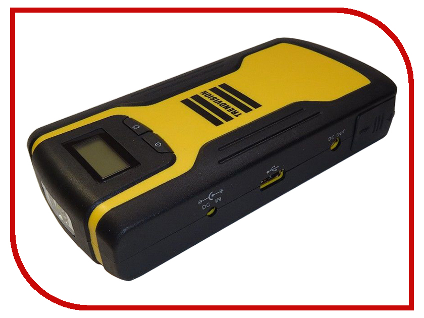 Зарядное устройство для автомобильных аккумуляторов TrendVision Start 11000 mAh<br>