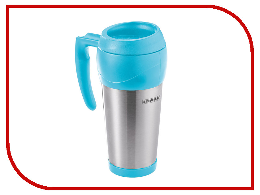 Термокружка Leifheit Lim.Edition 500ml Steel-Blue 25786