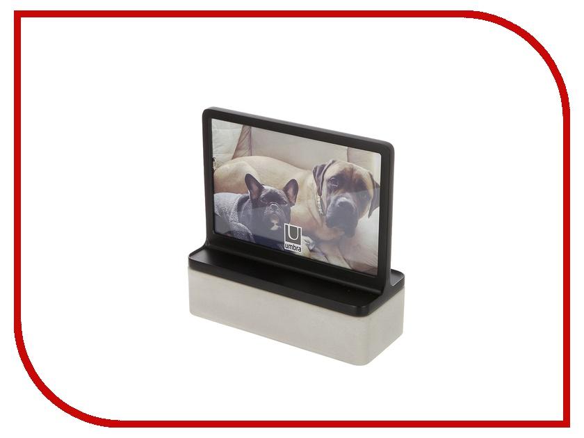 Рамка для фото Umbra Podium 10.2х15.2 Black 311204-040<br>