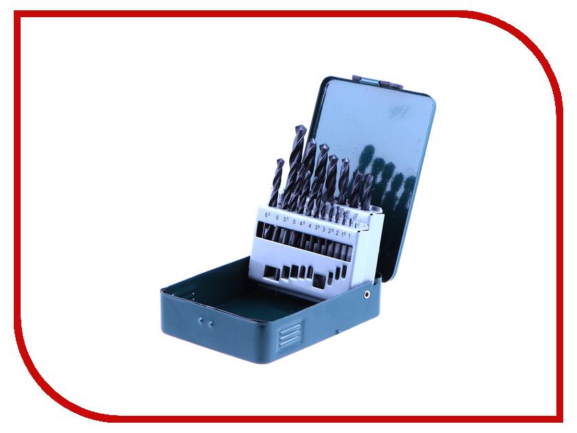 Сверло Bosch HSS-R Promoline 1-10mm по металлу 19шт 2607019435