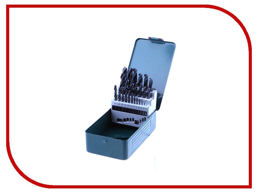 Сверло Bosch HSS-R Promoline 1-13mm по металлу 25шт 2607019446