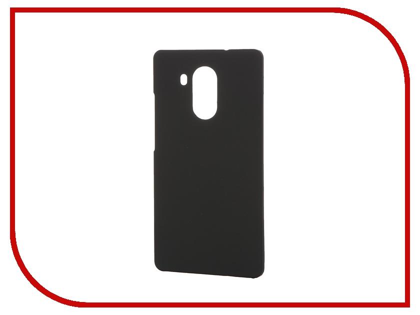 ��������� �����-�������� Huawei Mate 8 SkinBox 4People Black T-S-HM8-002 + �������� ������