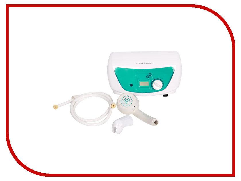 Водонагреватель Atmor Platinum 5 душ водонагреватель проточный atmor basic 5квт кухня