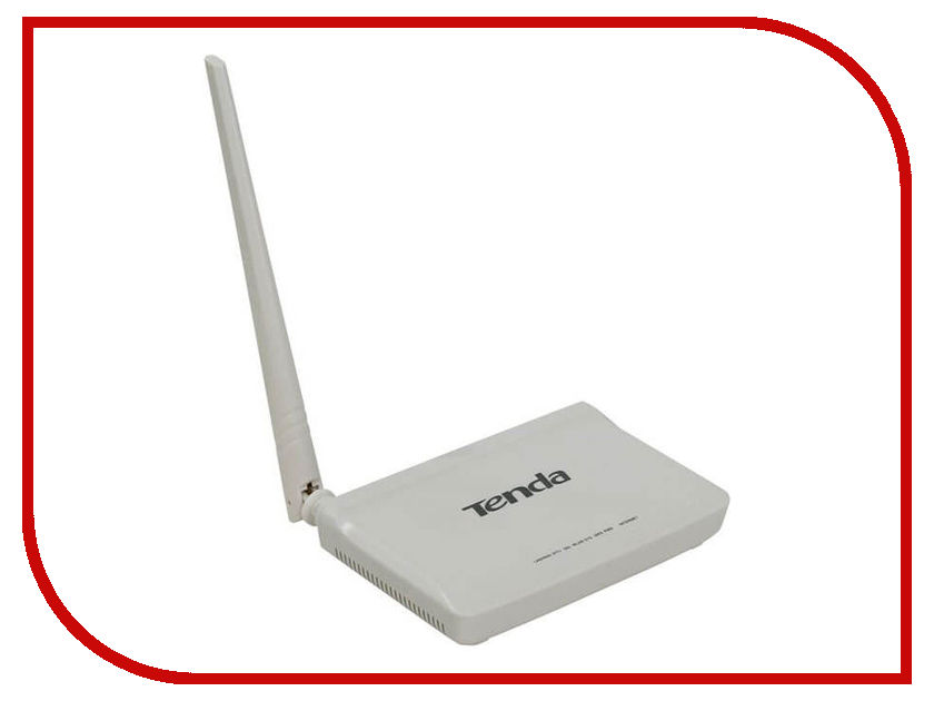 Wi-Fi роутер Tenda D152<br>