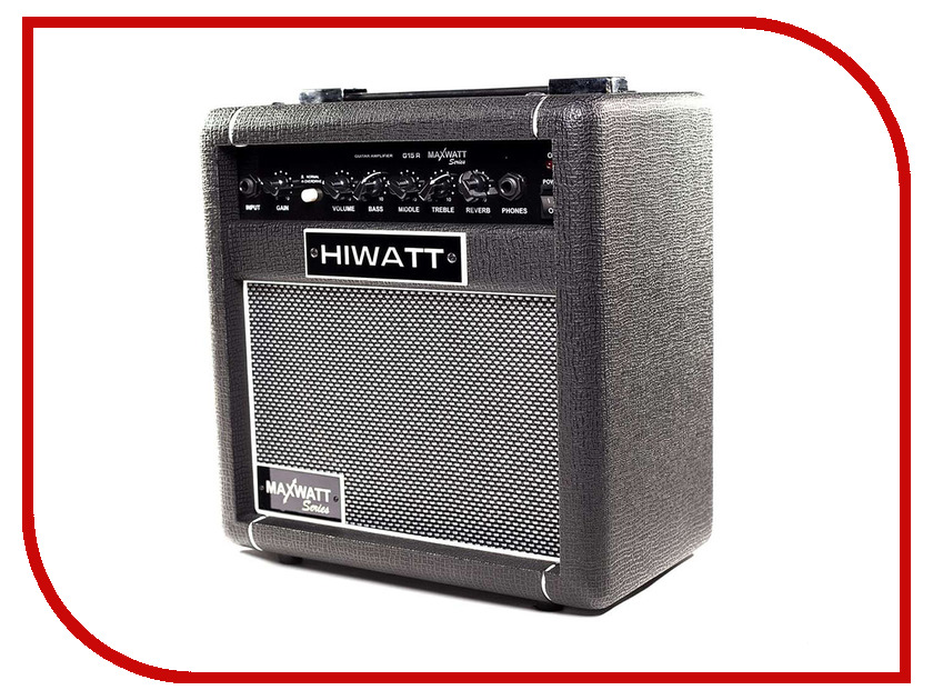 Комбо-усилитель HIWATT MAXWATT G15R<br>