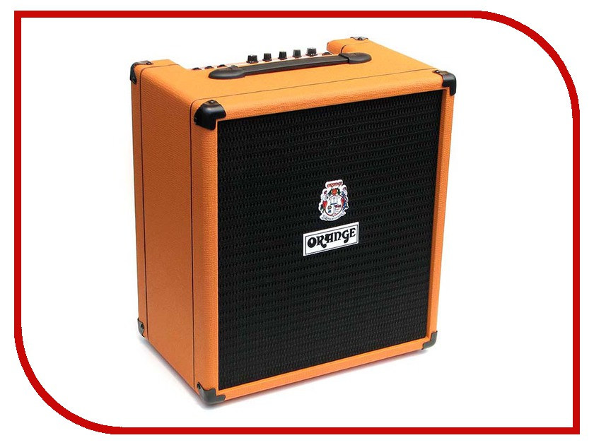 Комбо-усилитель Orange Crush Bass 50 комбо для гитары roland cube 60xl bass