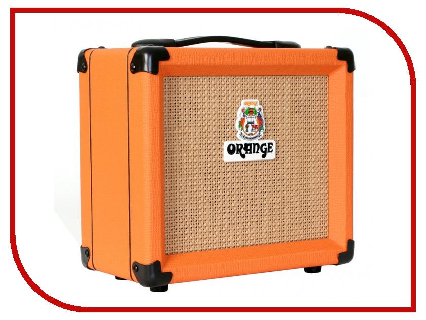 Комбо-усилитель Orange Crush 12 Orange комбо усилитель roland cube 10gx