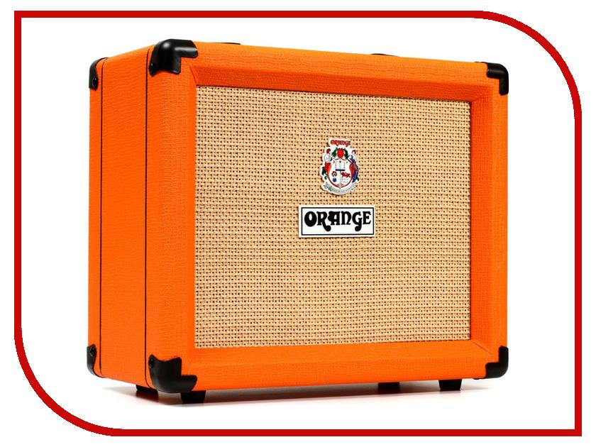 Комбо-усилитель Orange Crush 20 комбо усилитель roland cube 10gx