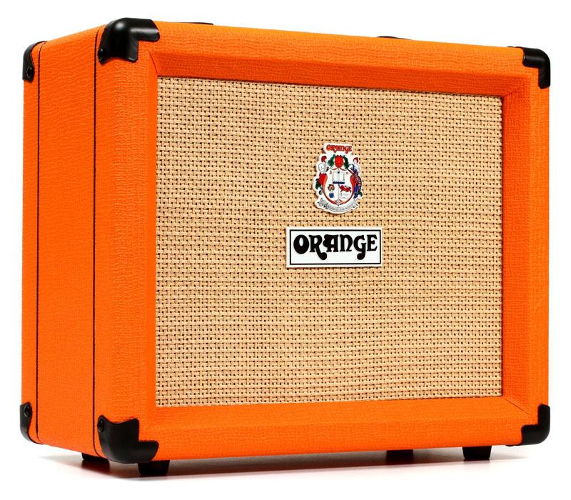 Комбо-усилитель Orange Crush 20 orange cr35ldx crush pix