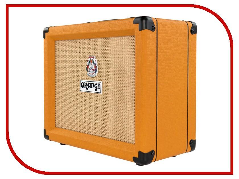 Комбо-усилитель Orange Crush 20RT комбо усилитель roland cube 10gx
