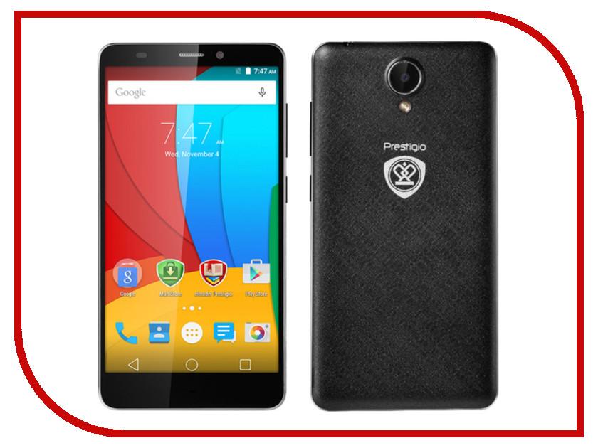 Сотовый телефон Prestigio PSP5551 Grace S5 LTE Black<br>