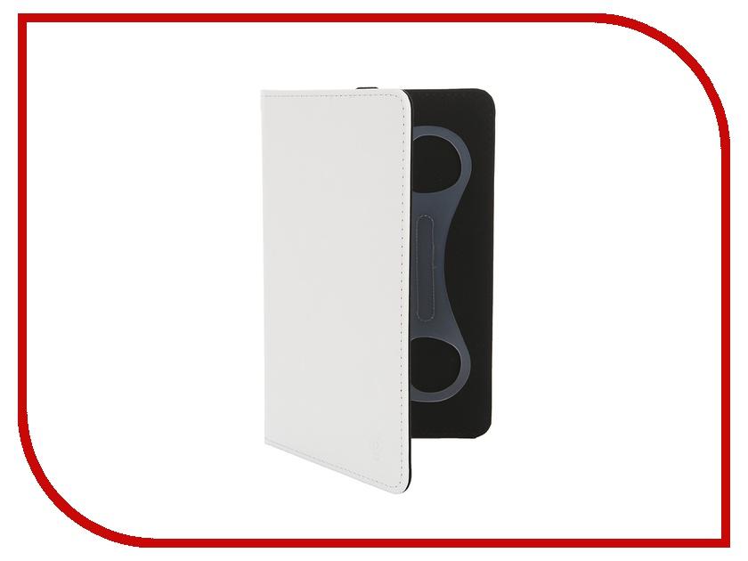 Аксессуар Чехол 7-inch Vivacase Mini White VUC-CMN07-w