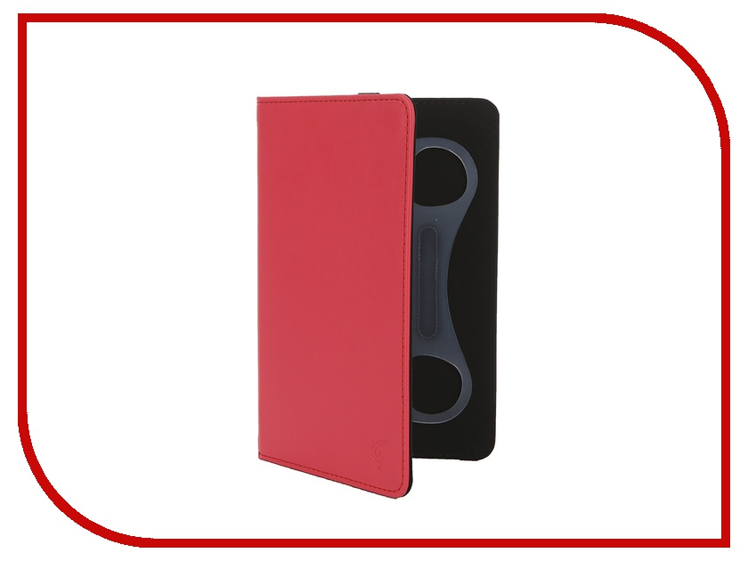 Аксессуар Чехол 7-inch Vivacase Mini Red VUC-CMN07-r