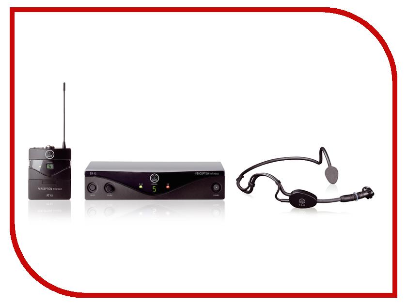 Радиомикрофон AKG Perception Wireless 45 Sports Set BD A