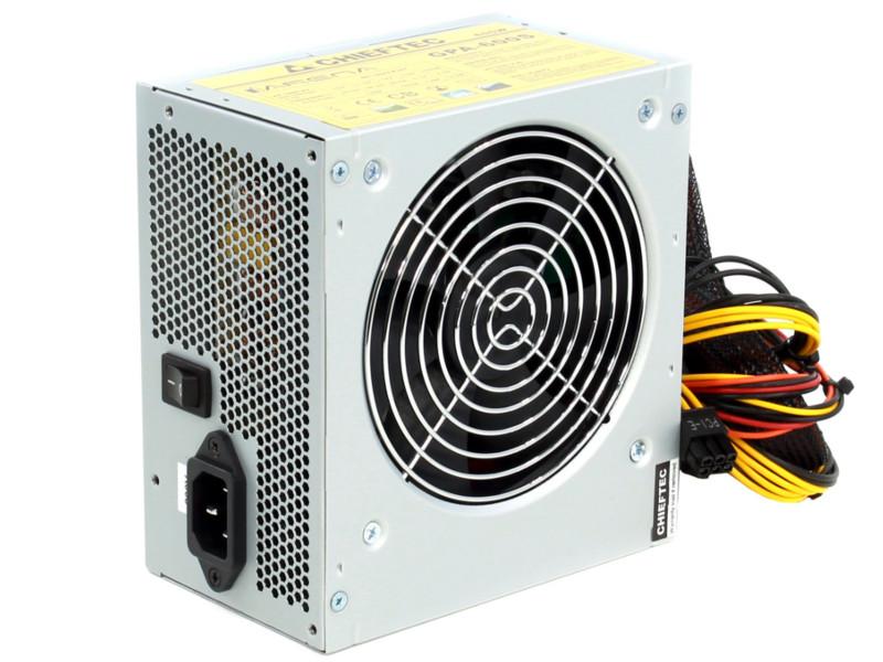 Блок питания Chieftec GPA-600S 600W