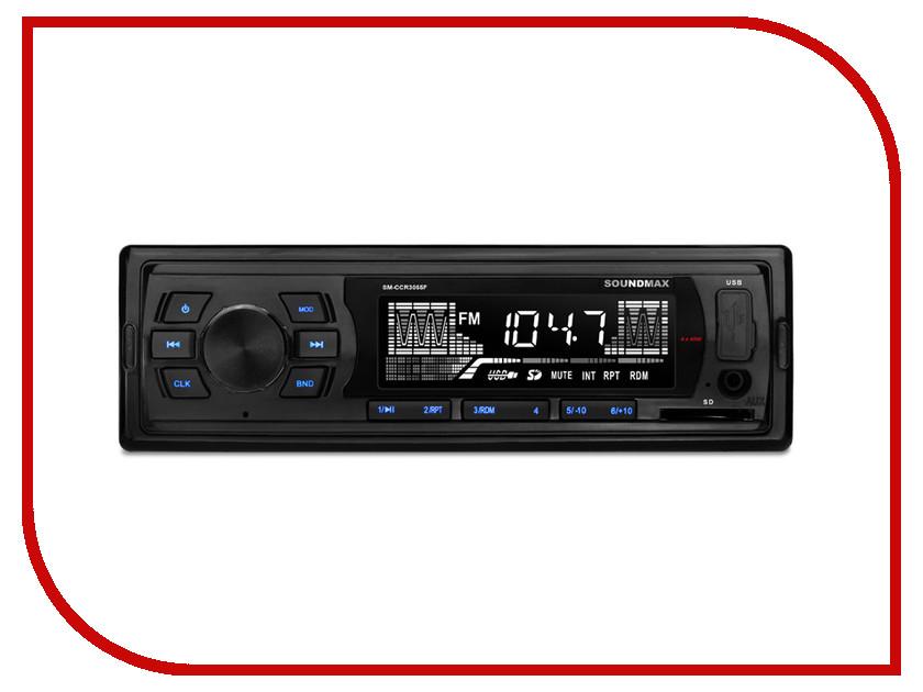 Автомагнитола Soundmax SM-CCR3055F sm j320fzddser