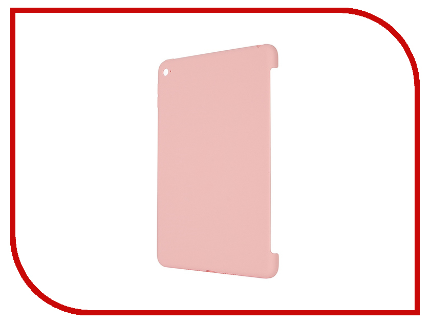 Аксессуар Чехол APPLE iPad mini 4 Silicone Case Pink MLD52ZM/A<br>