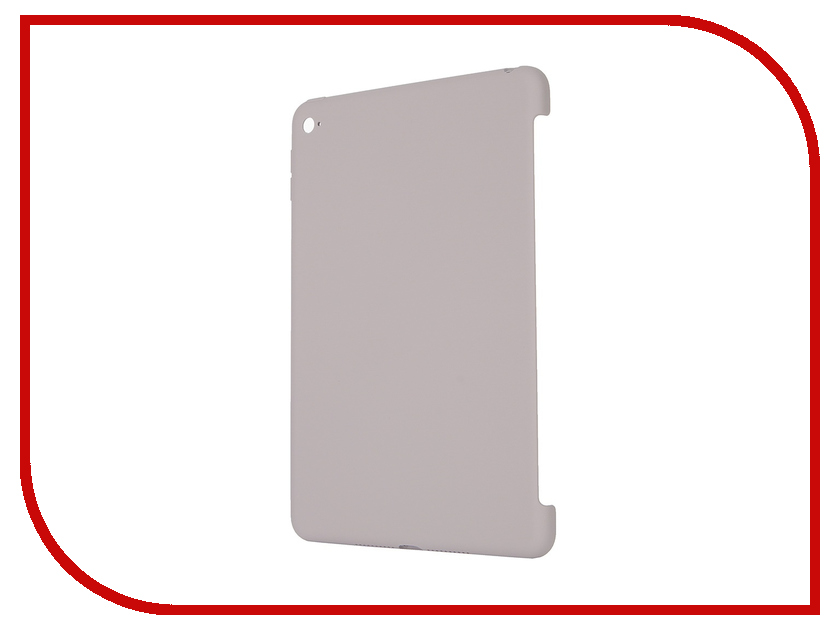 Аксессуар Чехол APPLE iPad mini 4 Silicone Case Lavender MLD62ZM/A<br>