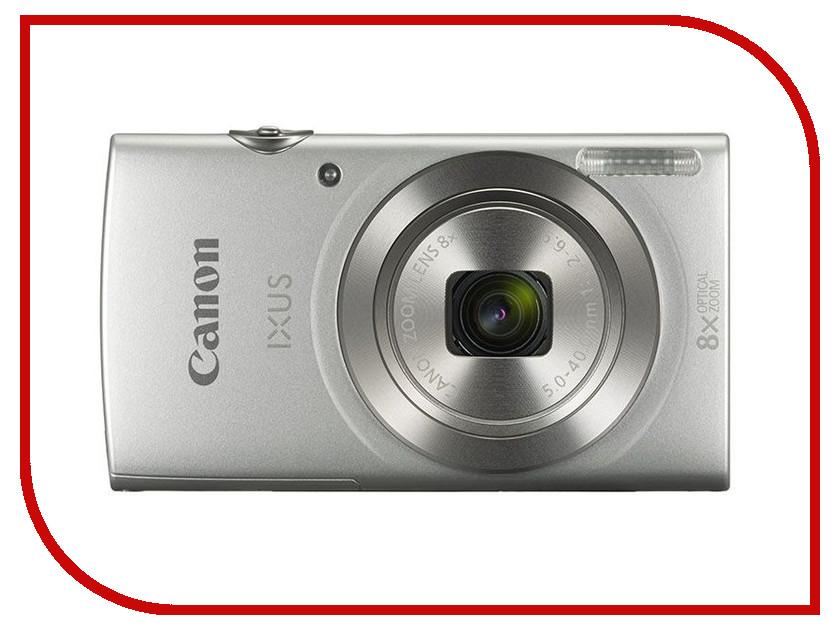 Фотоаппарат Canon IXUS 175 Silver canon ixus 190 blue
