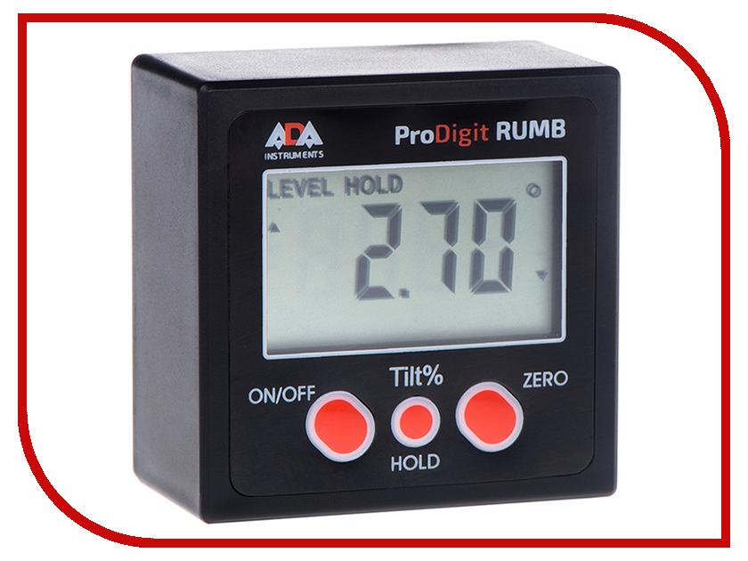 Угломер ADA ProDigit RUMB уровень угломер электронный ada pro digit rumb а00481