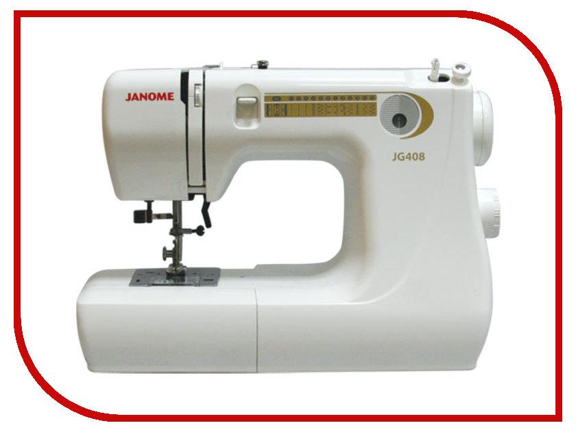 Швейная машинка Janome Jem Gold 660/JG 408<br>