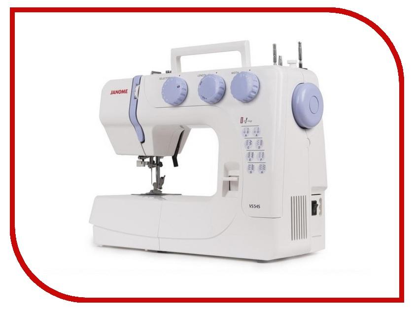 VS 54S  Швейная машинка Janome VS 54S