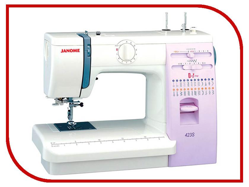 423S/5522  Швейная машинка Janome 423S/5522