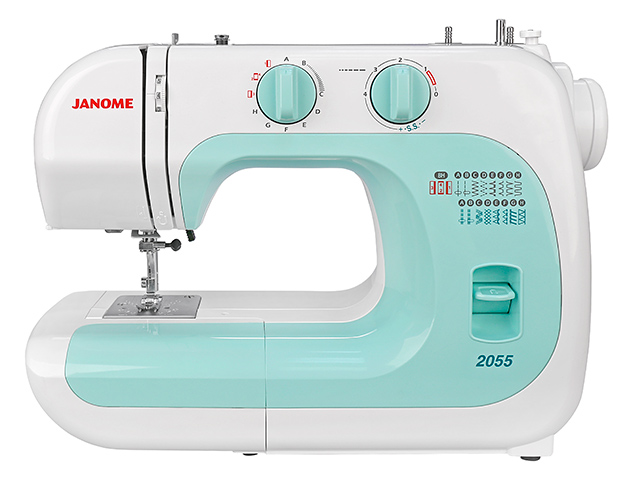 Швейная машинка Janome 2055 швейная машинка janome tm 2004