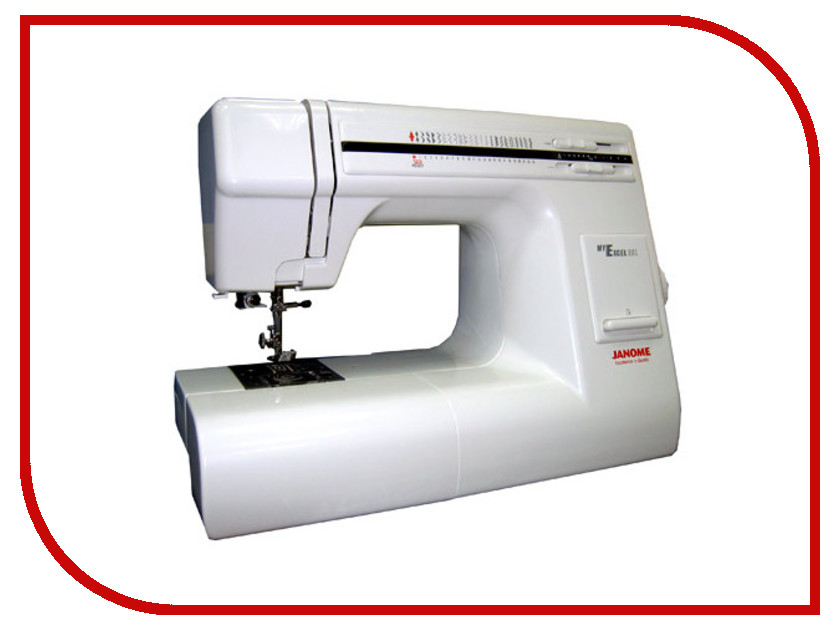 Швейная машинка Janome My Excel 23L / 1231