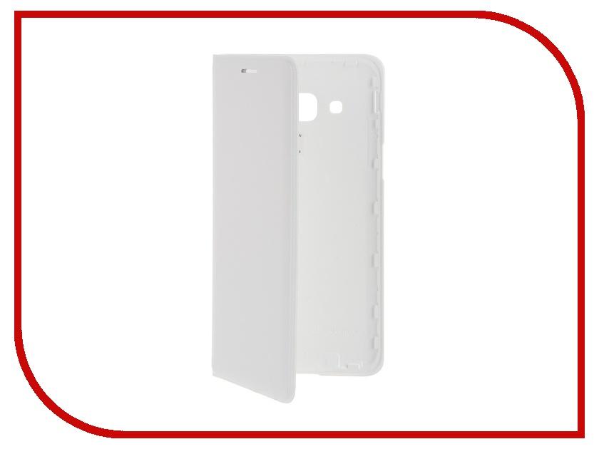 ��������� ����� Samsung Galaxy J3 2016 Flip Wallet White EF-WJ320PWEGRU