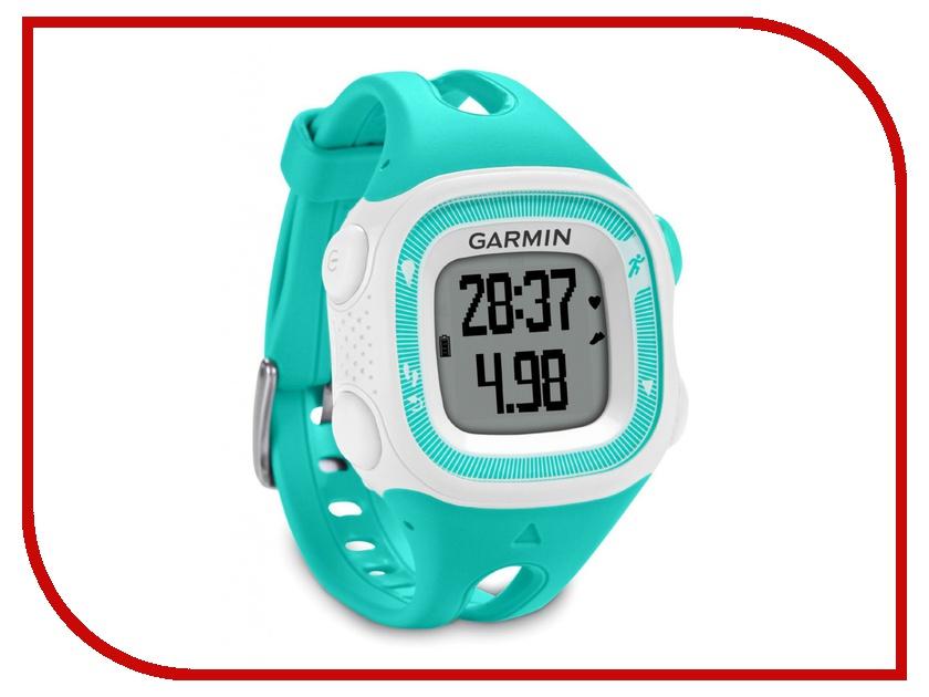 GPS-туристический Garmin Forerunner 15 Teal-White 010-01241-31<br>