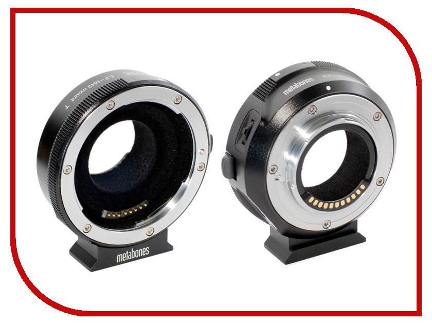 Переходное кольцо Metabones Canon EF - Micro 4/3 T MB_EF-M43-BT2<br>