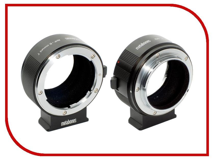Переходное кольцо Metabones Nikon F - E-mount T II MB_NF-E-BT2