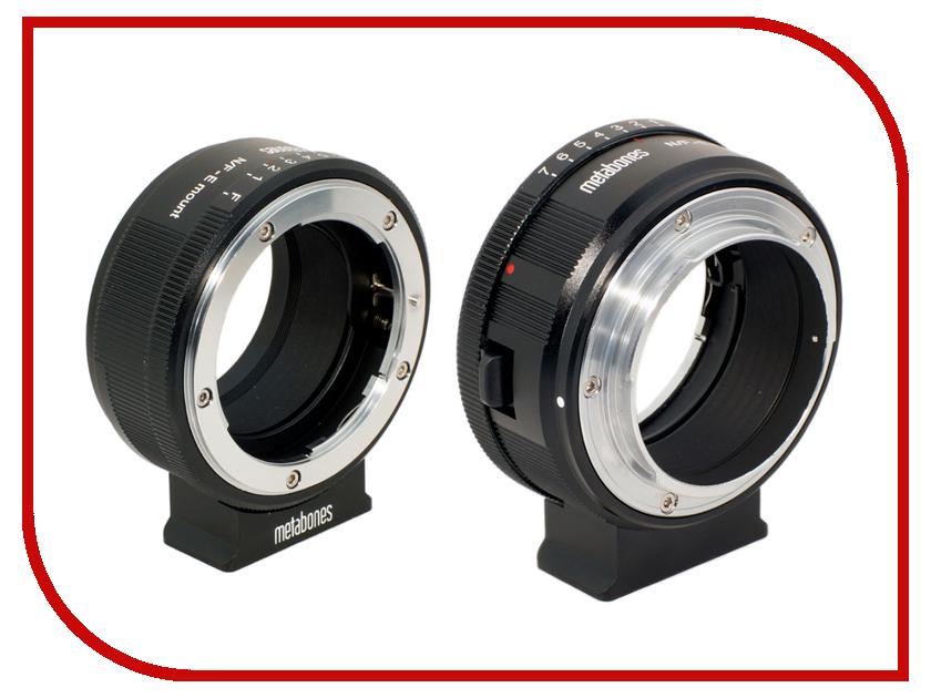 Кольцо Metabones Nikon G - E-mount MB_NFG-E-BM1