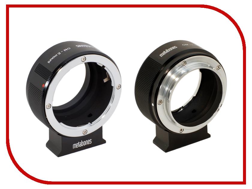 Переходное кольцо Metabones Olympus OM - E-mount MB_OM-E-BM1