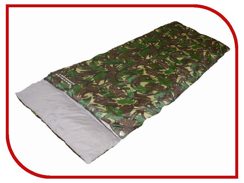 Спальник Trek Planet Traveller Comfort Camouflage 70383R