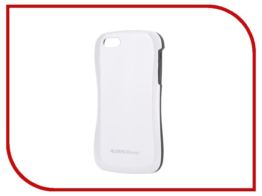 Аксессуар Чехол DRACO Allure CP для iPhone 5C Black-White DR50ACPO-BWH<br>