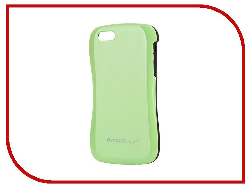 Аксессуар Чехол DRACO Allure CP для iPhone 5C Black-Green DR50ACPO-BGN<br>