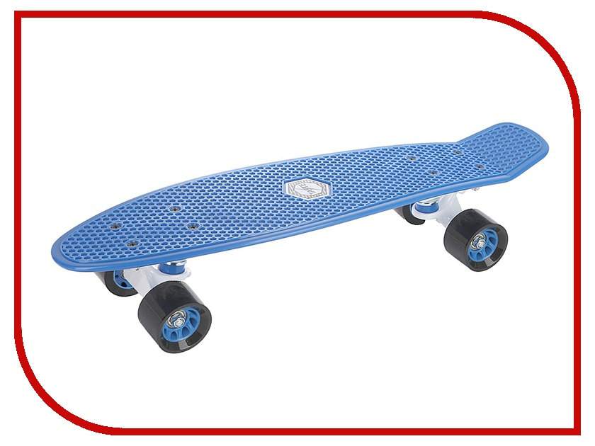 Скейт Taste 22 Blue