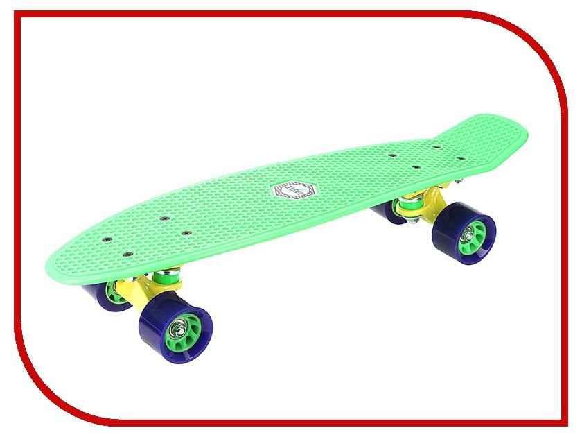 Скейт Taste 22 Green