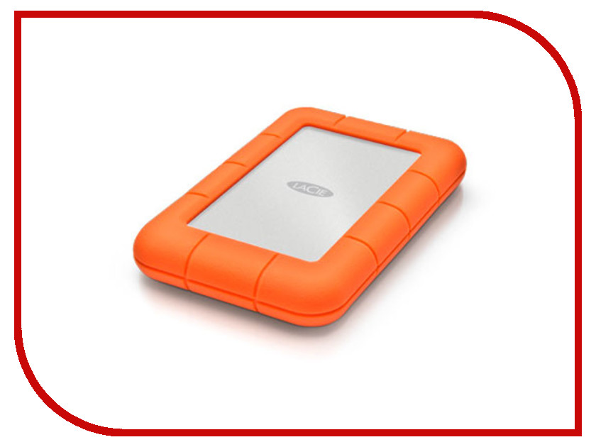 Жесткий диск LaCie Rugged Mini 500Gb 301556<br>
