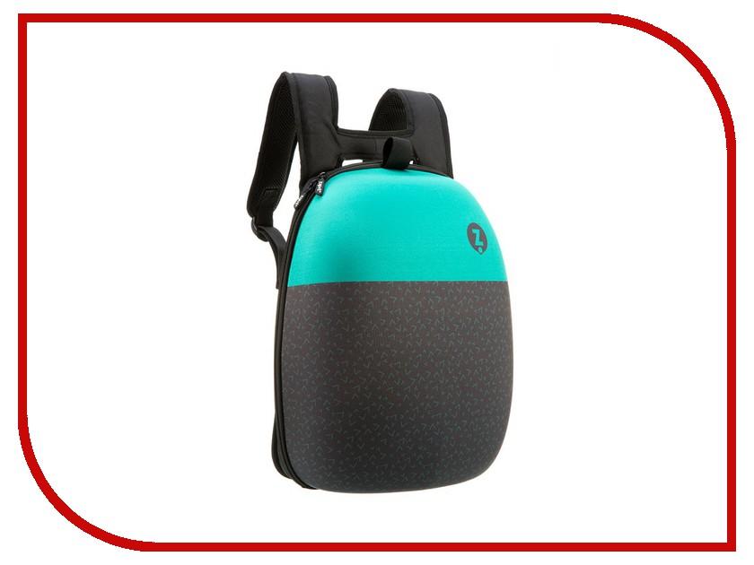 Рюкзак Zipit ZSHL-BG Black -Turguoise
