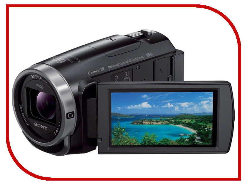 Видеокамера Sony HDR-CX625 sony hdr as300