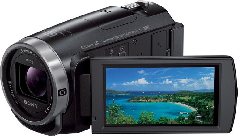 лучшая цена Видеокамера Sony HDR-CX625