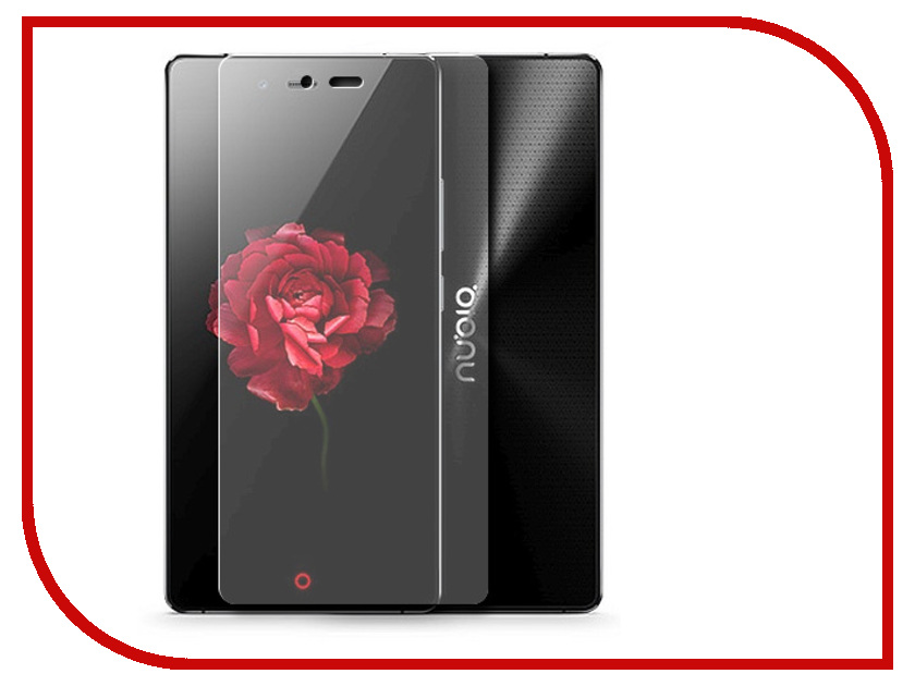 ��������� �������� ������ ZTE Nubia Z9 Max Cojess Glass PRO 0.33mm