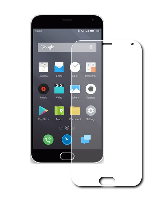 ��������� �������� ������ Meizu M2 Note Cojess Glass PRO 0.33mm
