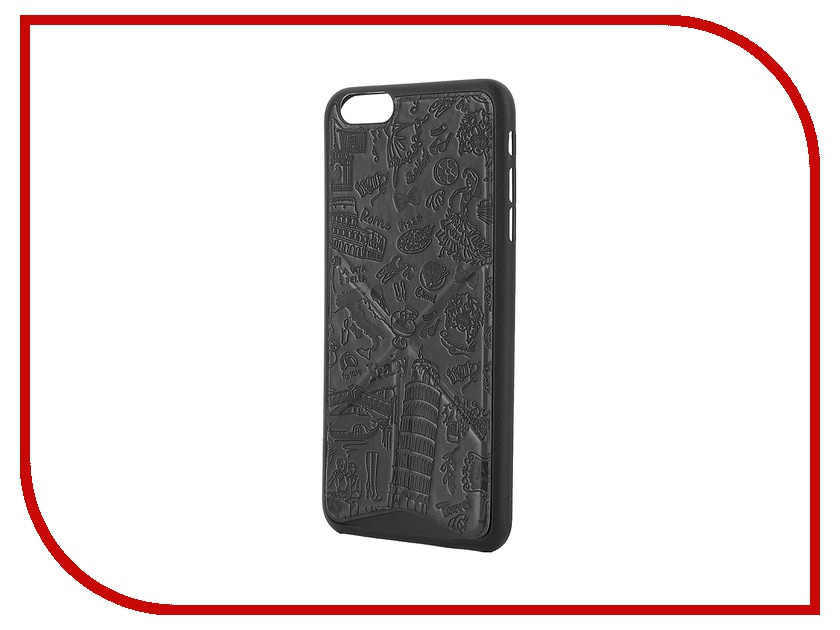 Аксессуар Чехол Ozaki O!coat Travel для iPhone 6 Plus / 6S Plus OC596RM<br>