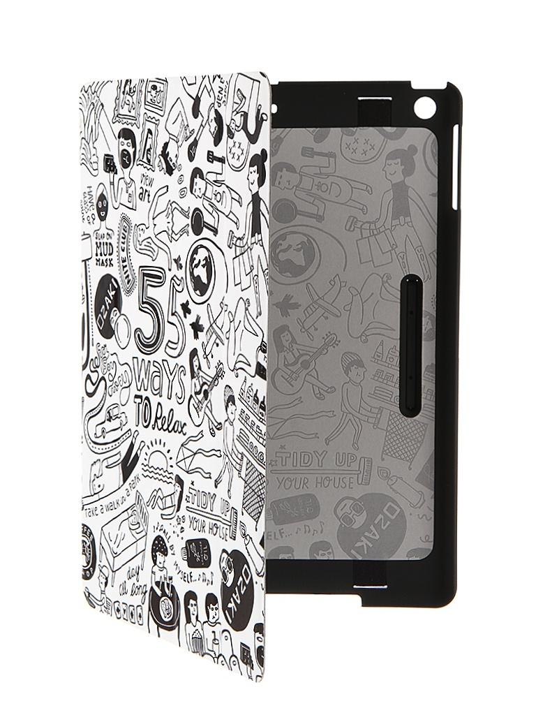 Аксессуар Чехол APPLE iPad Air Ozaki O!coat Relax Black OC113BK<br>